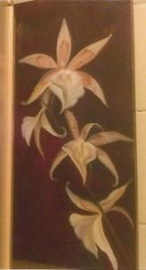 Título: Orquídeas.